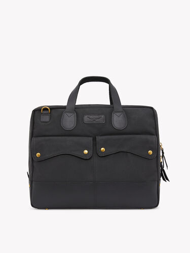 RM Williams Men Gippsland Briefcase