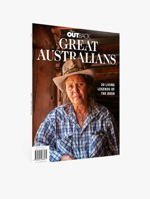 Great Australians magazine 2019