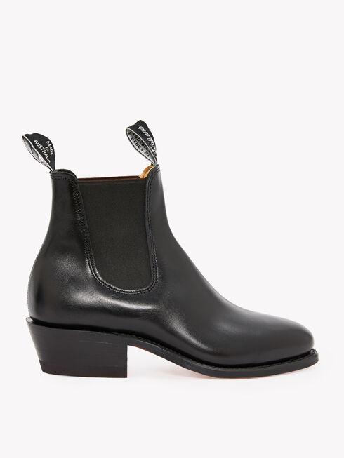 Metallic Millicent Boot