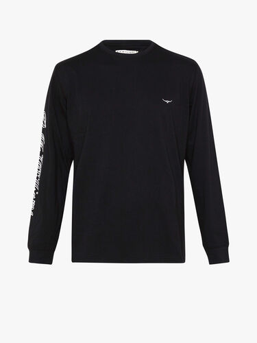 RM Williams Men Signature Long Sleeve T-Shirt