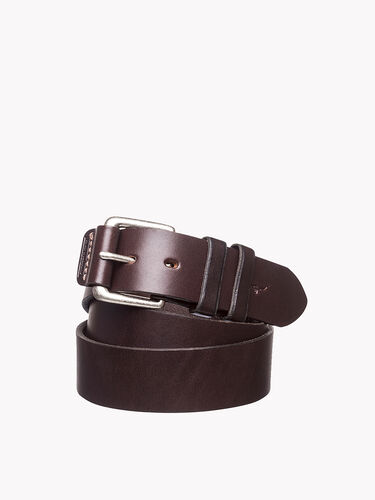 RM Williams Belts Covered Buckle Belt