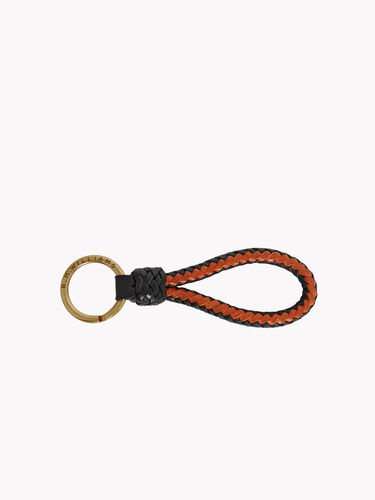 Plaited Loop Keyring