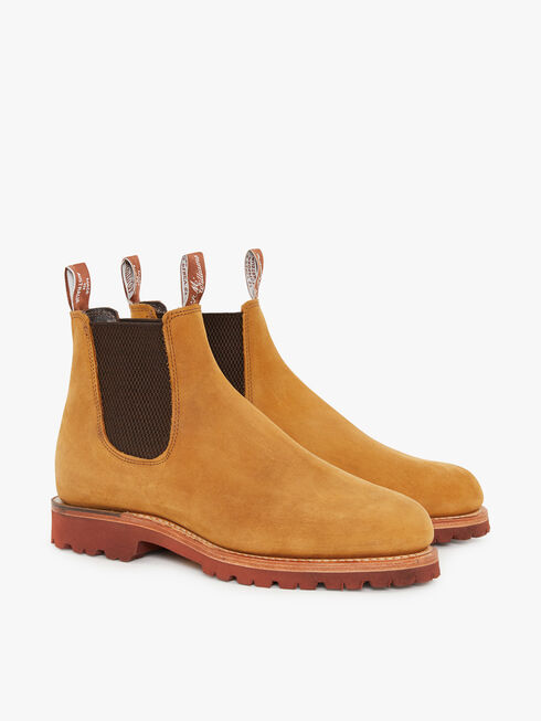 Urban Turnout Boot