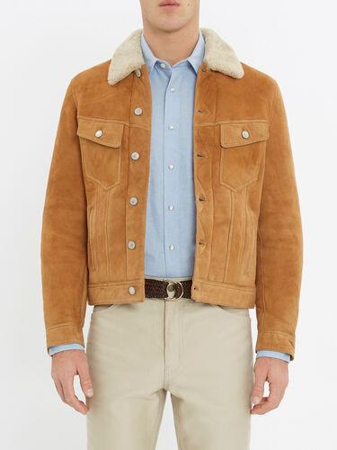 Shearling Rider Jacket