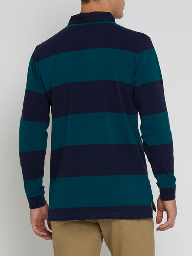 Tweedale Block Stripe Rugby