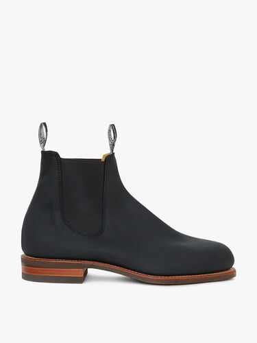 RM Williams Chelsea Boots Comfort Turnout Full Welt Boot