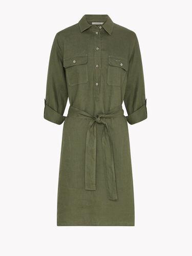 Brigalow Shirt Dress