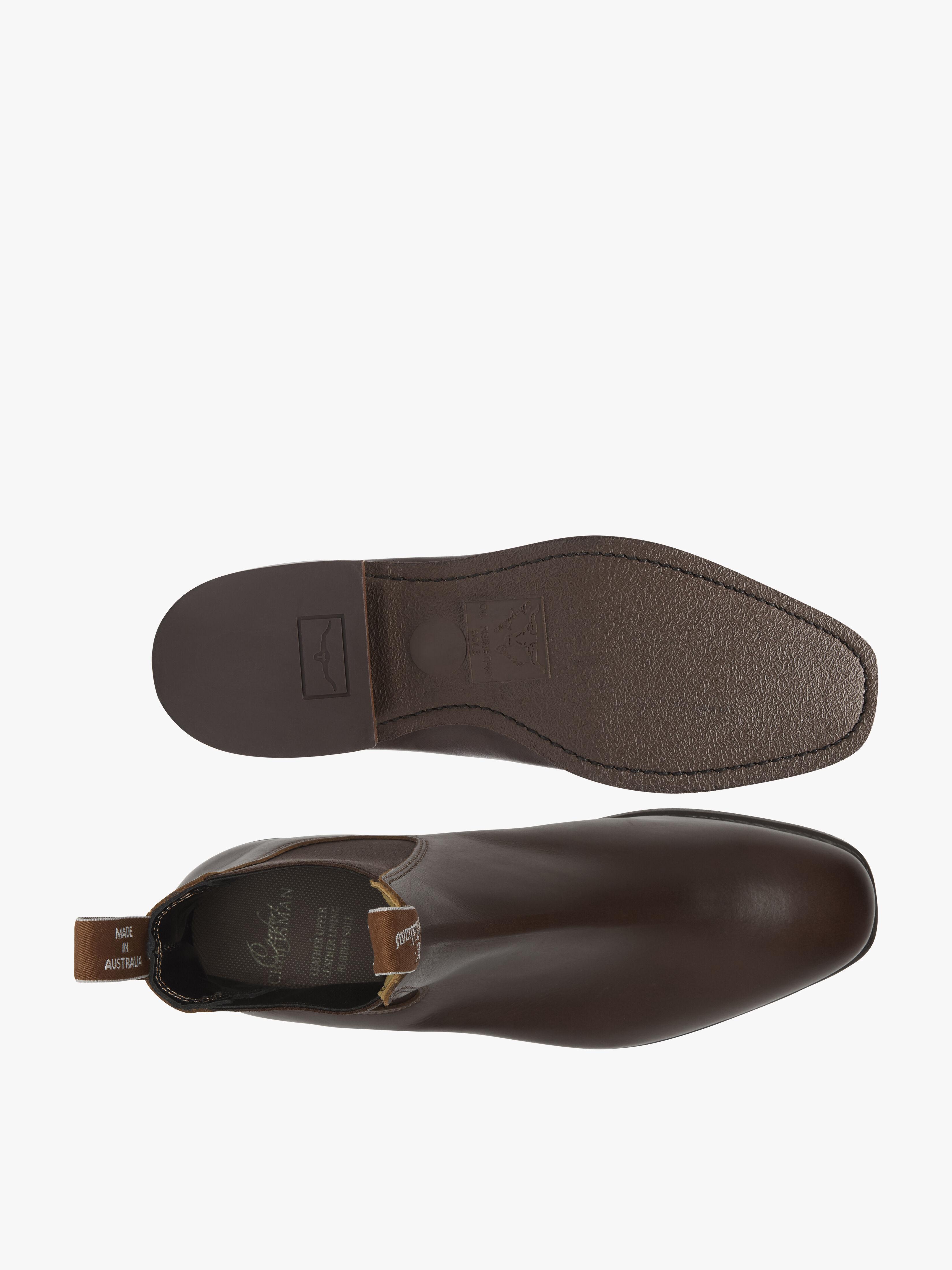 Comfort Craftsman Boot - leather - R.M