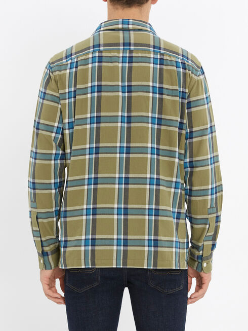 Camp Collar Shirt