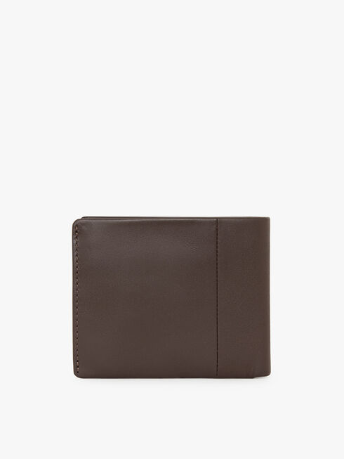 Classic Bi-fold with Coin Pocket