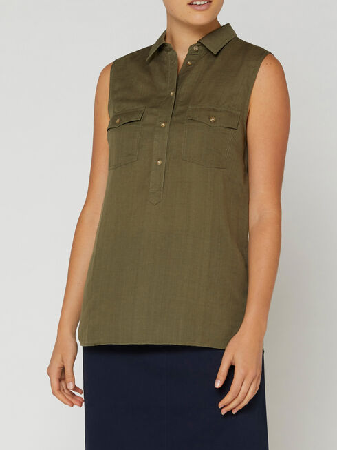 Lady Grazier Shirt