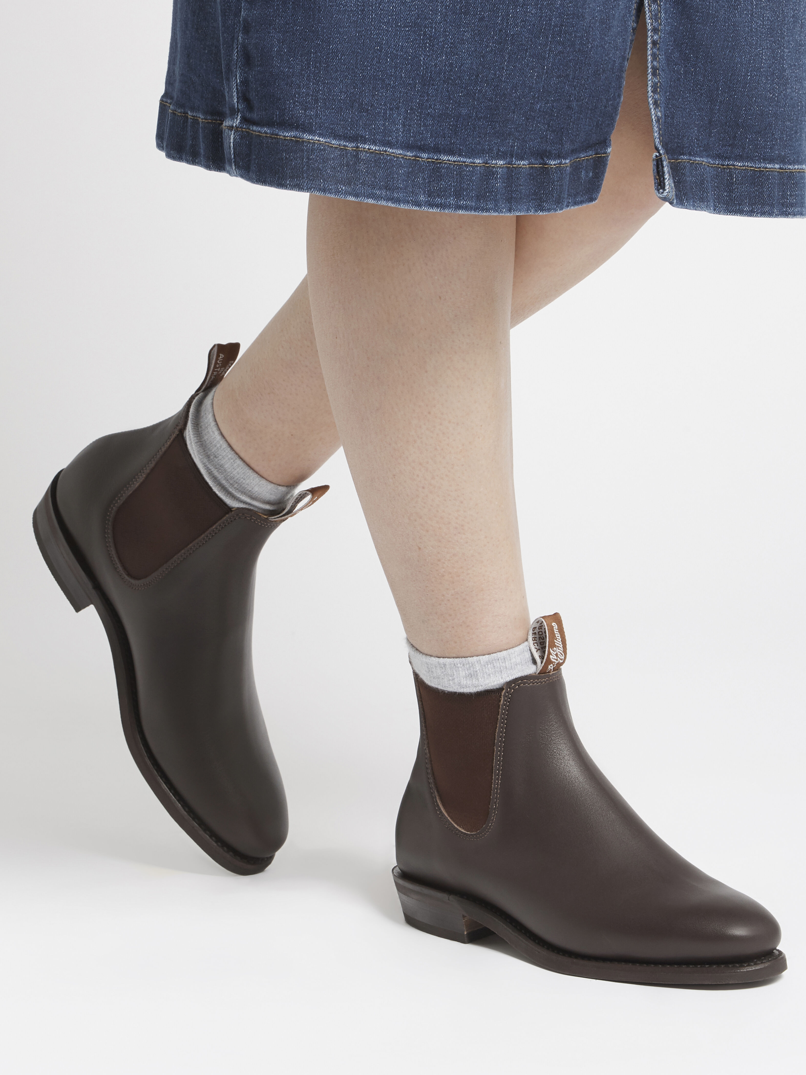 Adelaide Rubber Sole Boot - Women's