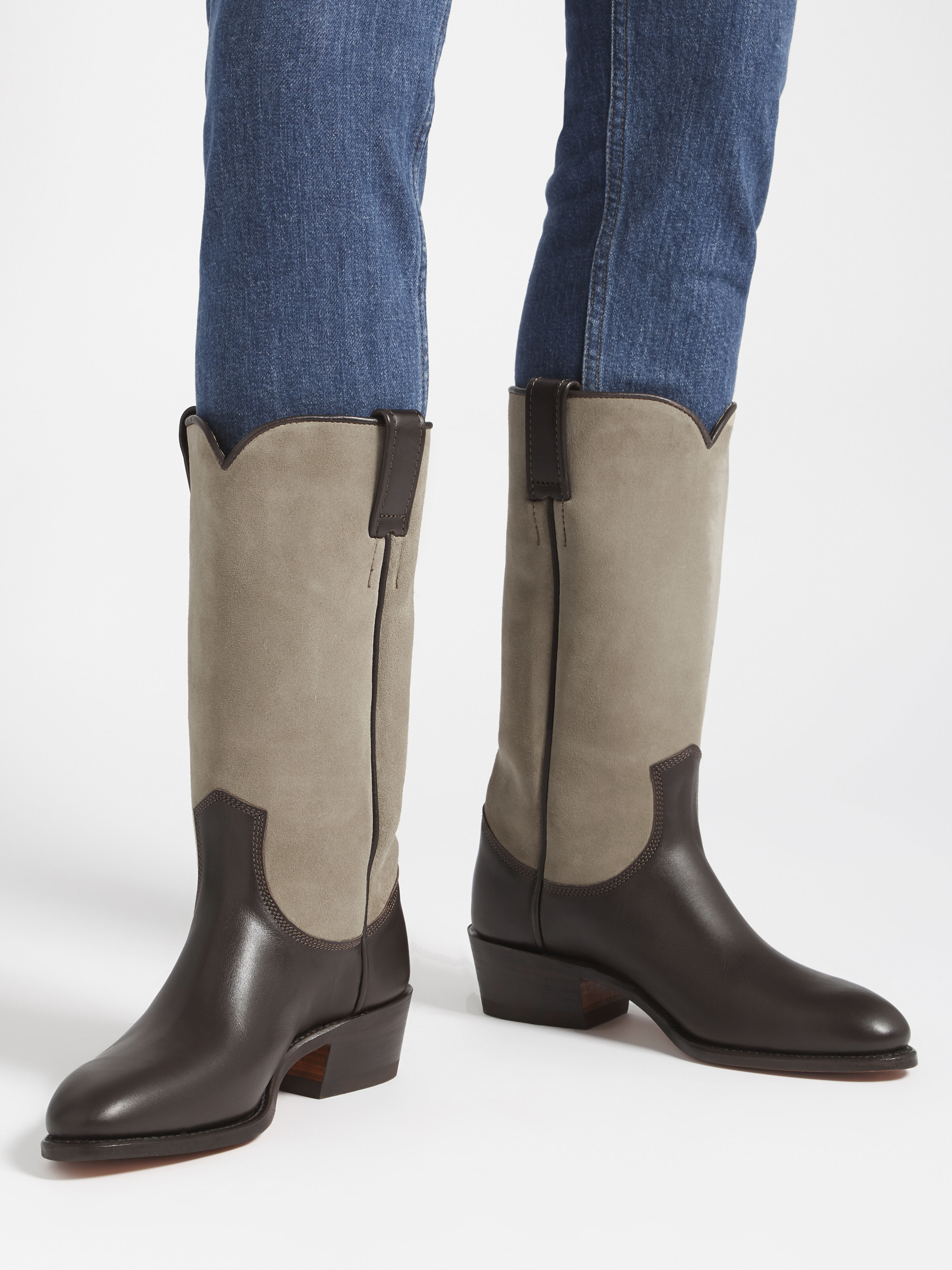 Authentic Bronc Top boot - Men's Boots
