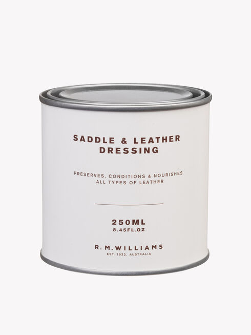 Saddle Dressing
