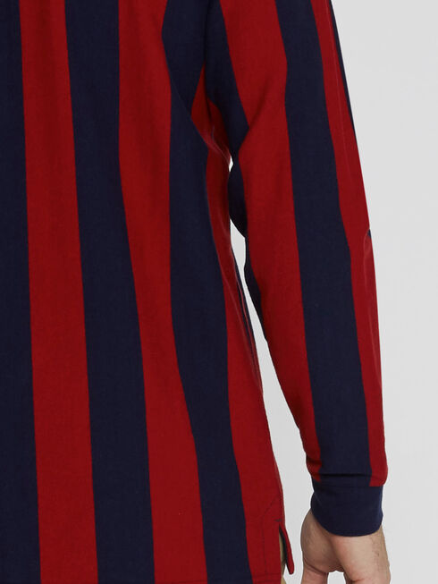 Tweedale Rugby Vertical Stripe