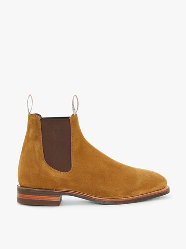 RM Williams Chelsea Boots Comfort Craftsman Boot