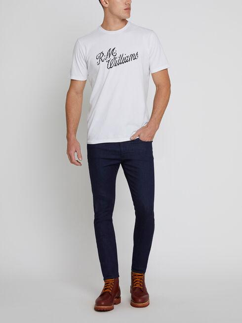 R.M.W Script T-Shirt