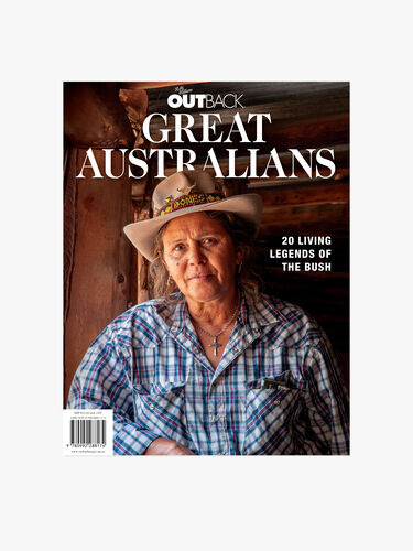 Great Australians magazine 2019