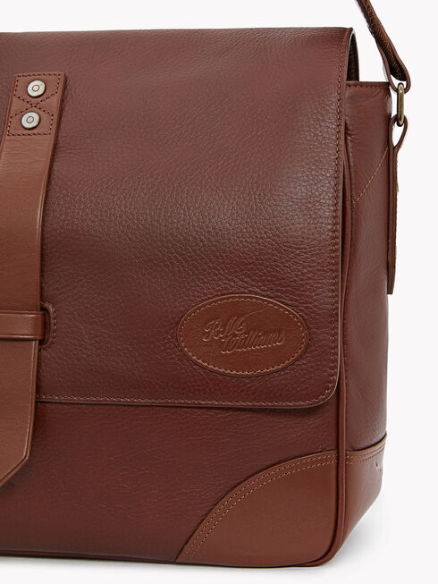 R.M.Williams Signature Messenger