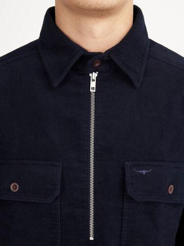 Hawker Zip Brigalow Shirt
