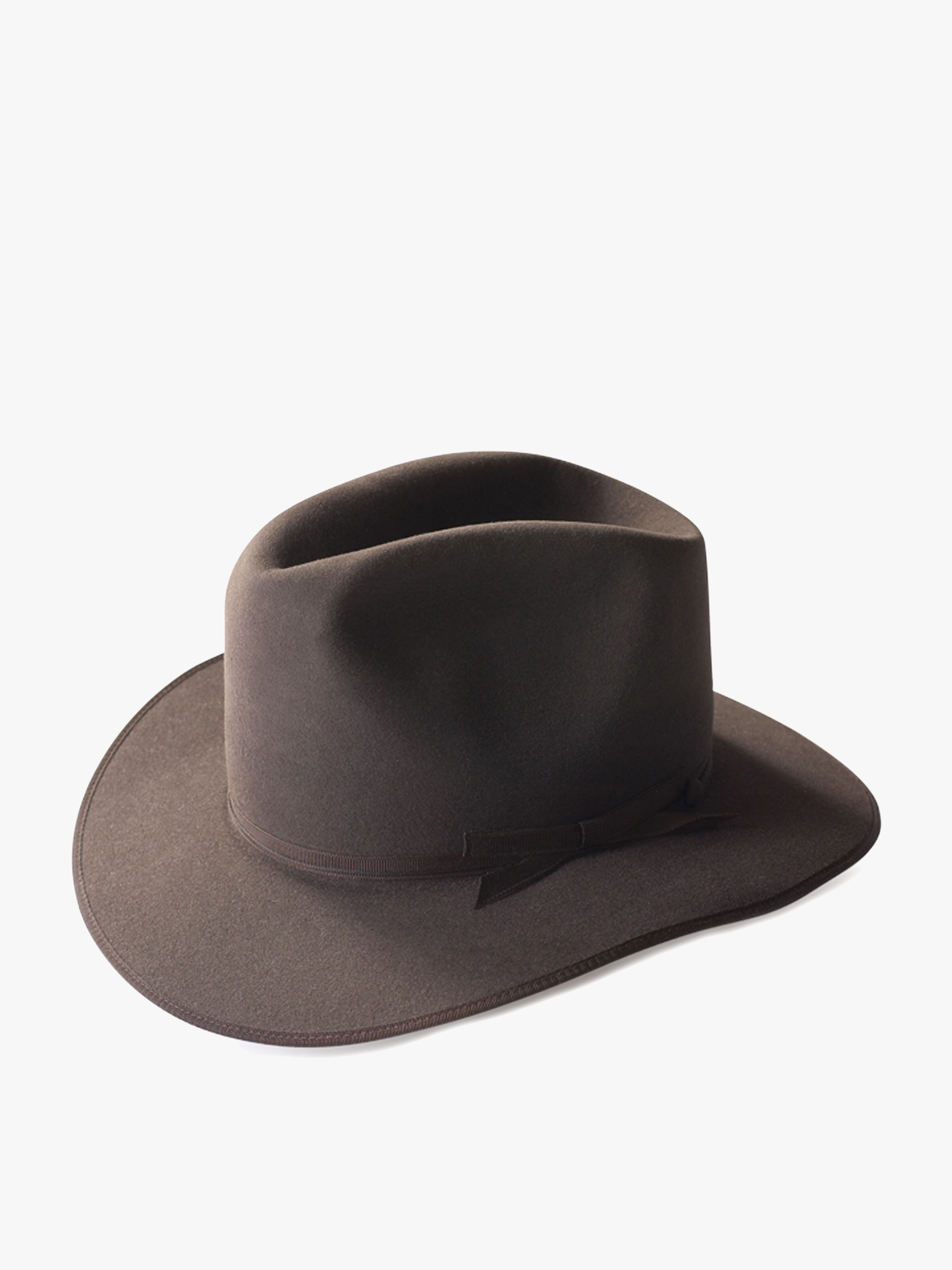 R.M Williams /'RM Hat/' By Akubra Mid Brown