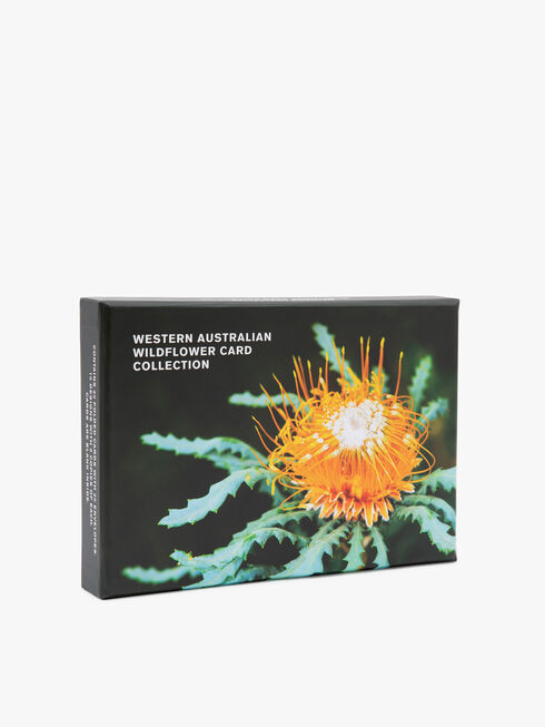 Western Australian Wildflower Card Collection
