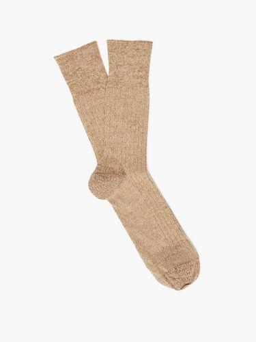 Gambier Ribbed Sock