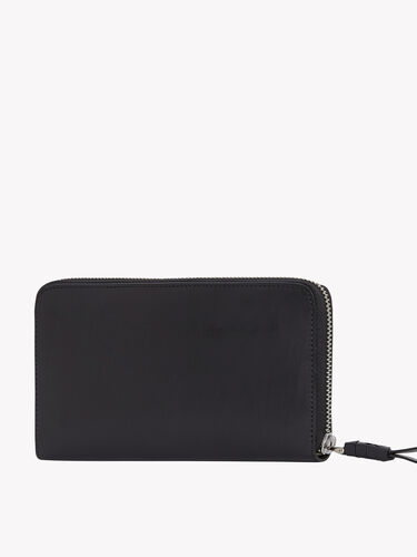 RMW City Long Zip Wallet