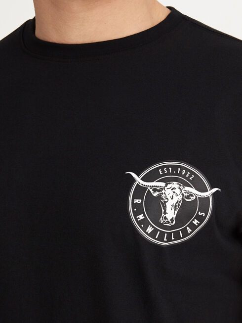 Longhorn Medallion T-Shirt