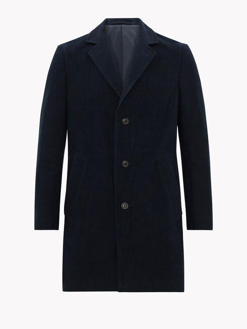 Moleskin Car Coat
