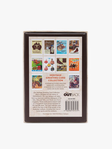 Heritage Greeting Card Collection