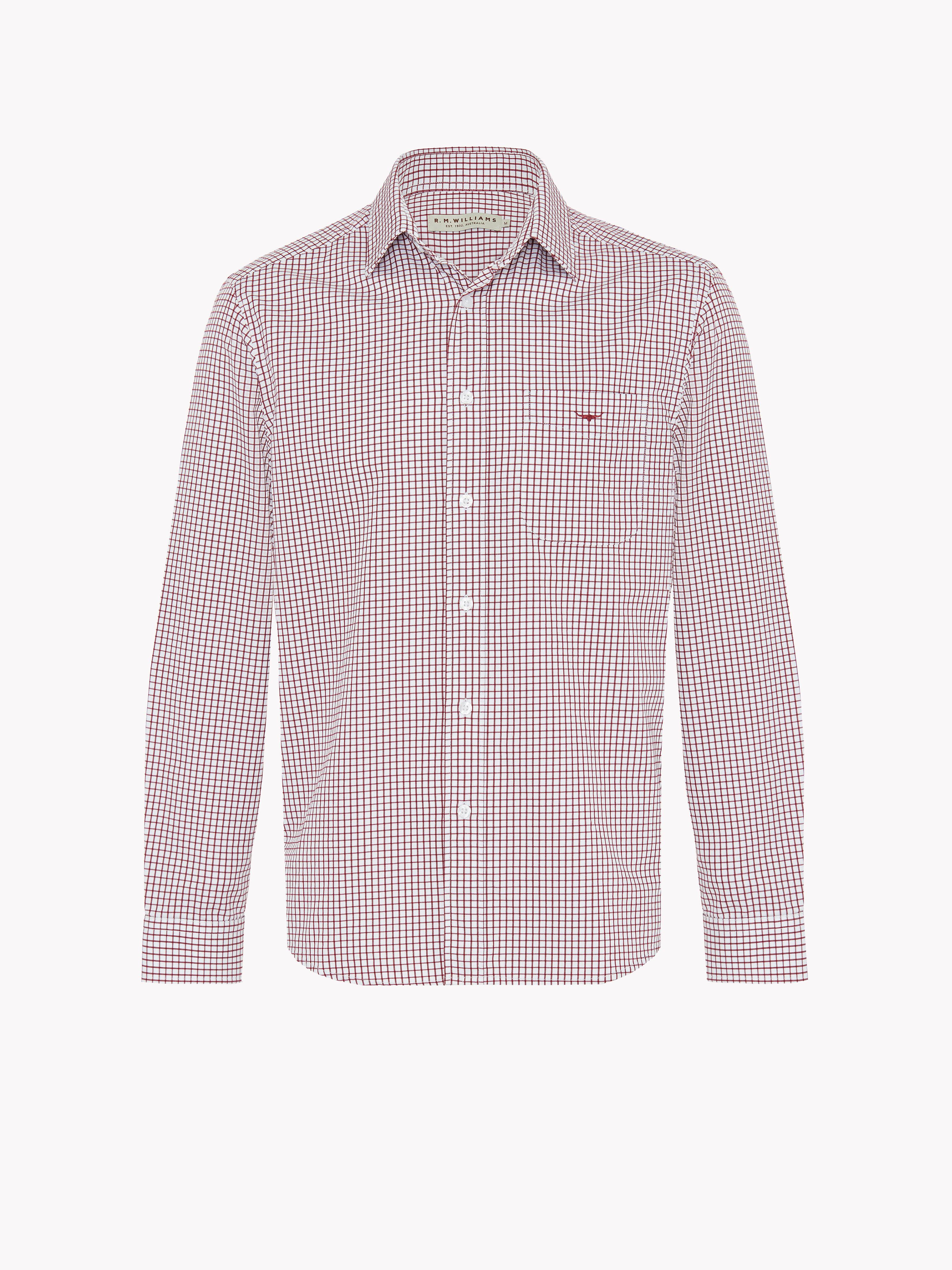 Collins Shirt - Men's Shirts at R.M