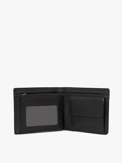Wallet with Coin Pocket