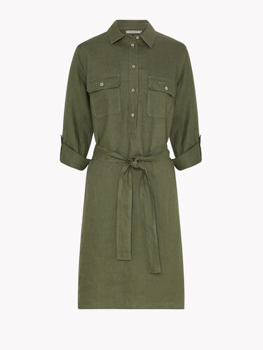 Brigalow Shirt Dress