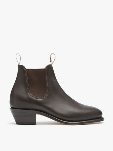 RM Williams Boots Adelaide Cuban Heel Boot