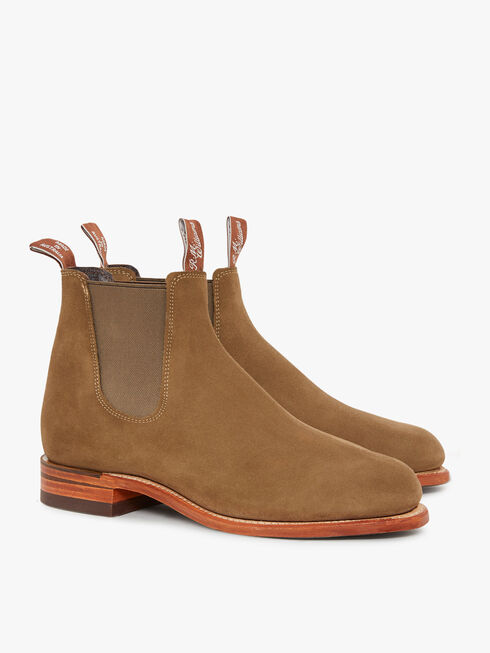 Turnout Boot