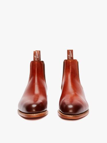 Burnished Macquarie Boot