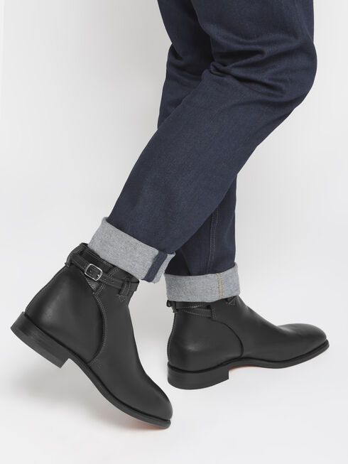 Stockman Buckle Boot