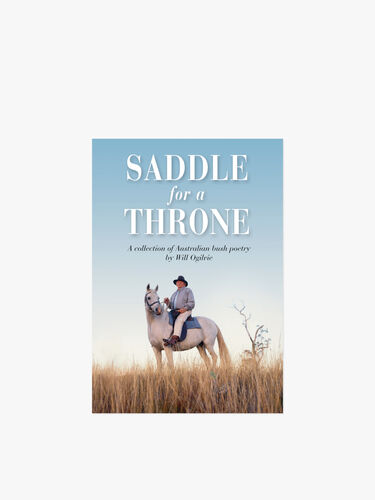 Saddle for a Throne