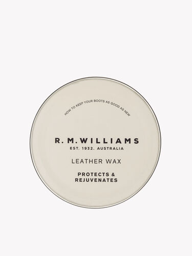 RMW Leather Wax