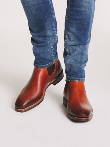 Burnished Comfort Craftsman Boot
