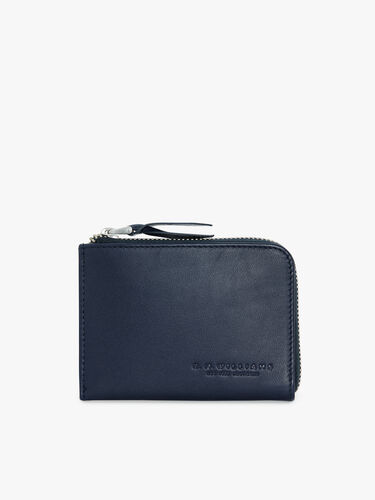 Urban Slim Zip Wallet