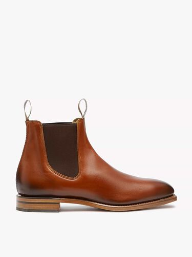 RM Williams Chelsea Boots Chinchilla Boot
