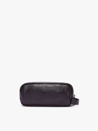Suede Travel Care Kit