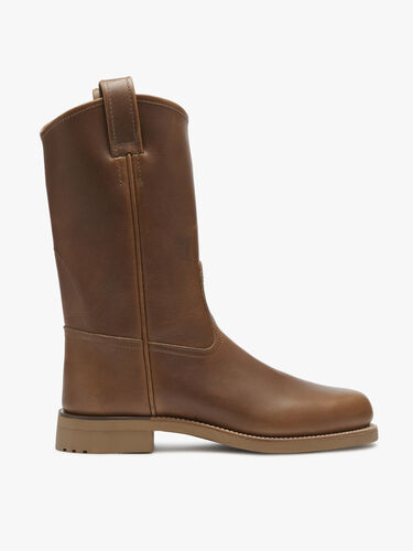 Stuart Top Boot