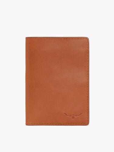 RM Williams Men RMW City Passport Cover