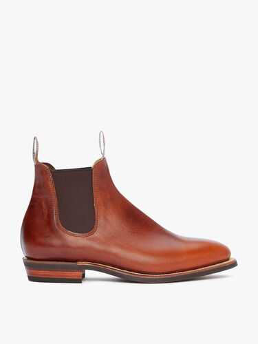 RM Williams Chelsea Boots Adelaide Rubber Sole Boot