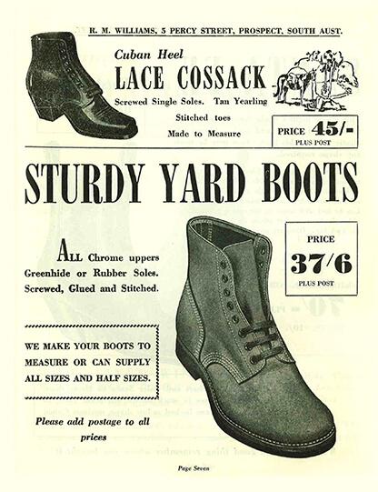 Sturdy Yard Boots