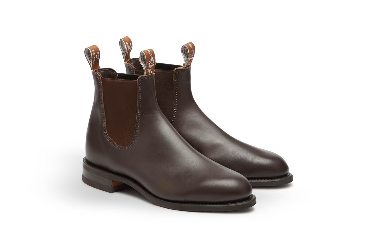 R.M.Williams handcrafted Turnout
