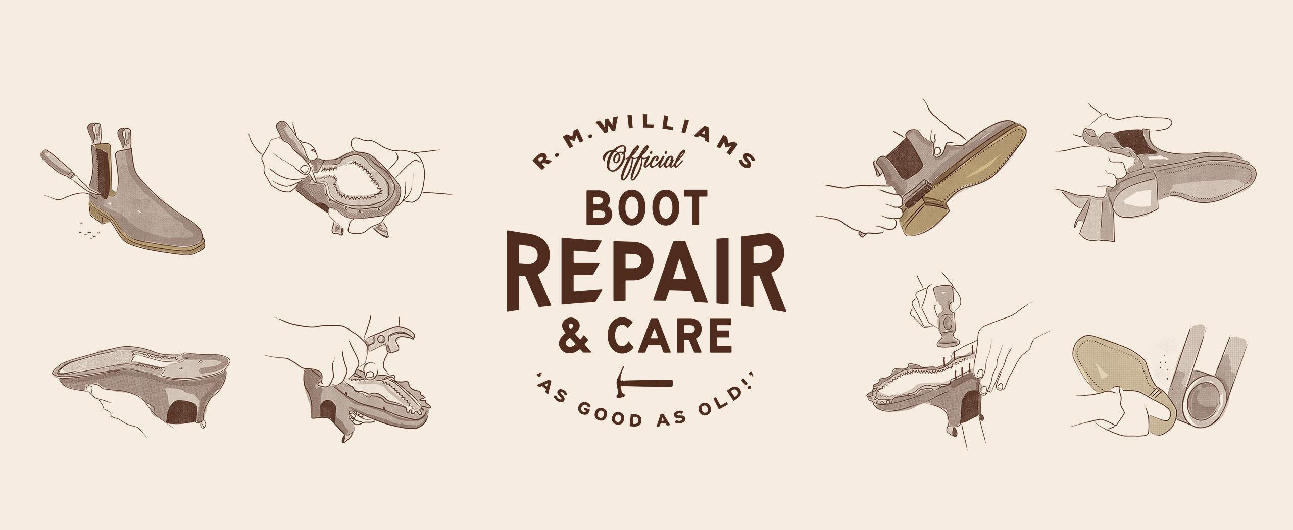 Repair and care